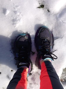 How can you get motivated to run during the winter? Here are some of my tips. (Vanessa Junkin photo)