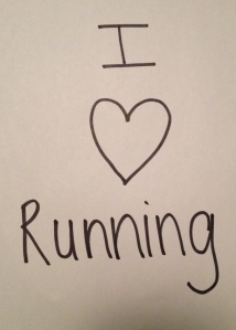 For this Valentine's Day, I wrote about why I love running. (Vanessa Junkin photo)