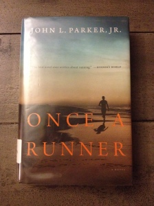 """Once A Runner,"" by John L. Parker Jr. (Vanessa Junkin photo)"