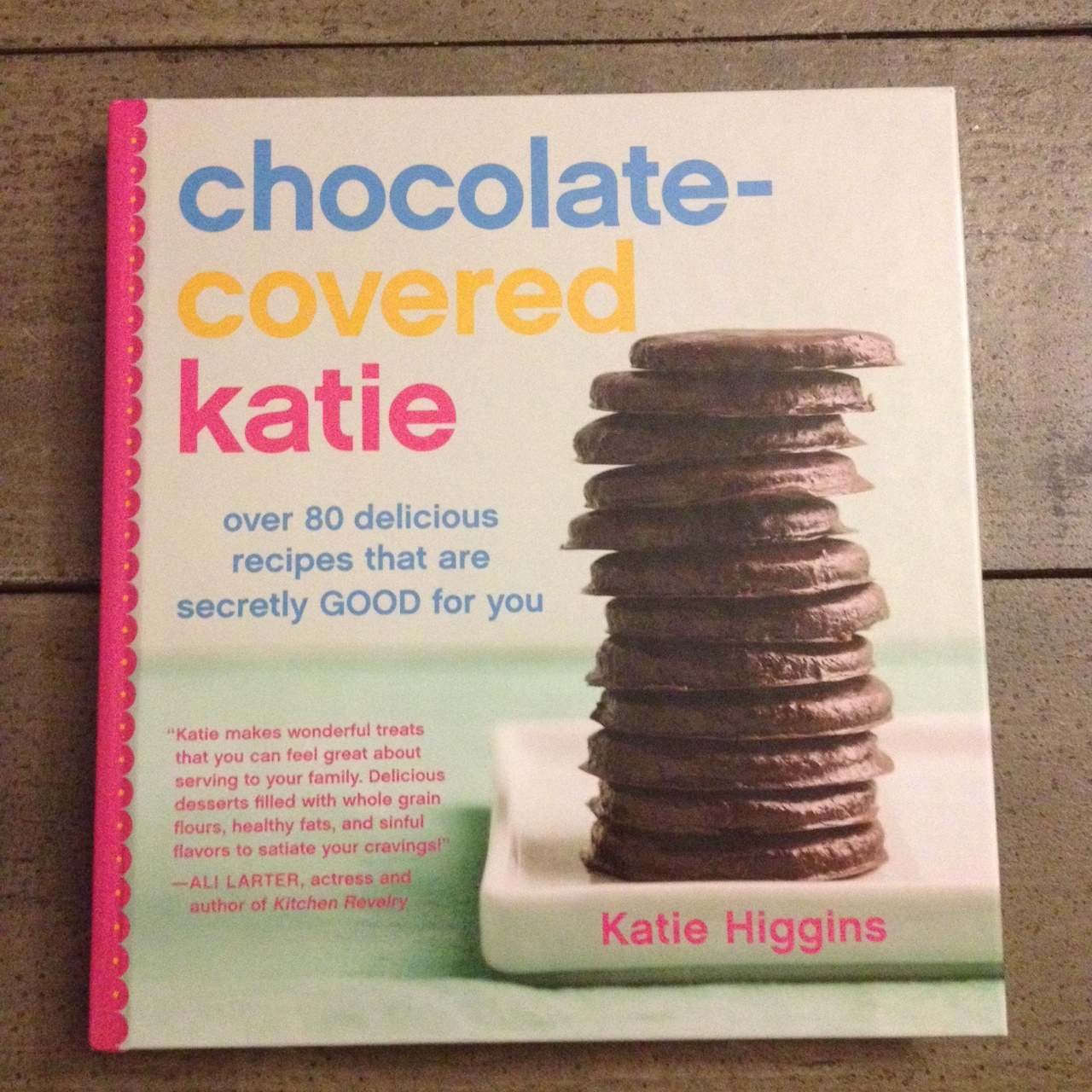 """A Running Book Per Month: Five recipes I tried from """"Chocolate ..."""