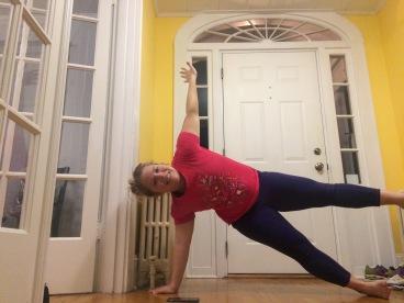 Side Plank Leg Lifts - 2017