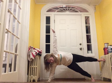 Side Plank Leg Lifts - 2016