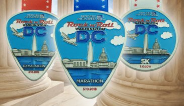 Images from the Rock 'n' Roll Marathon Series website