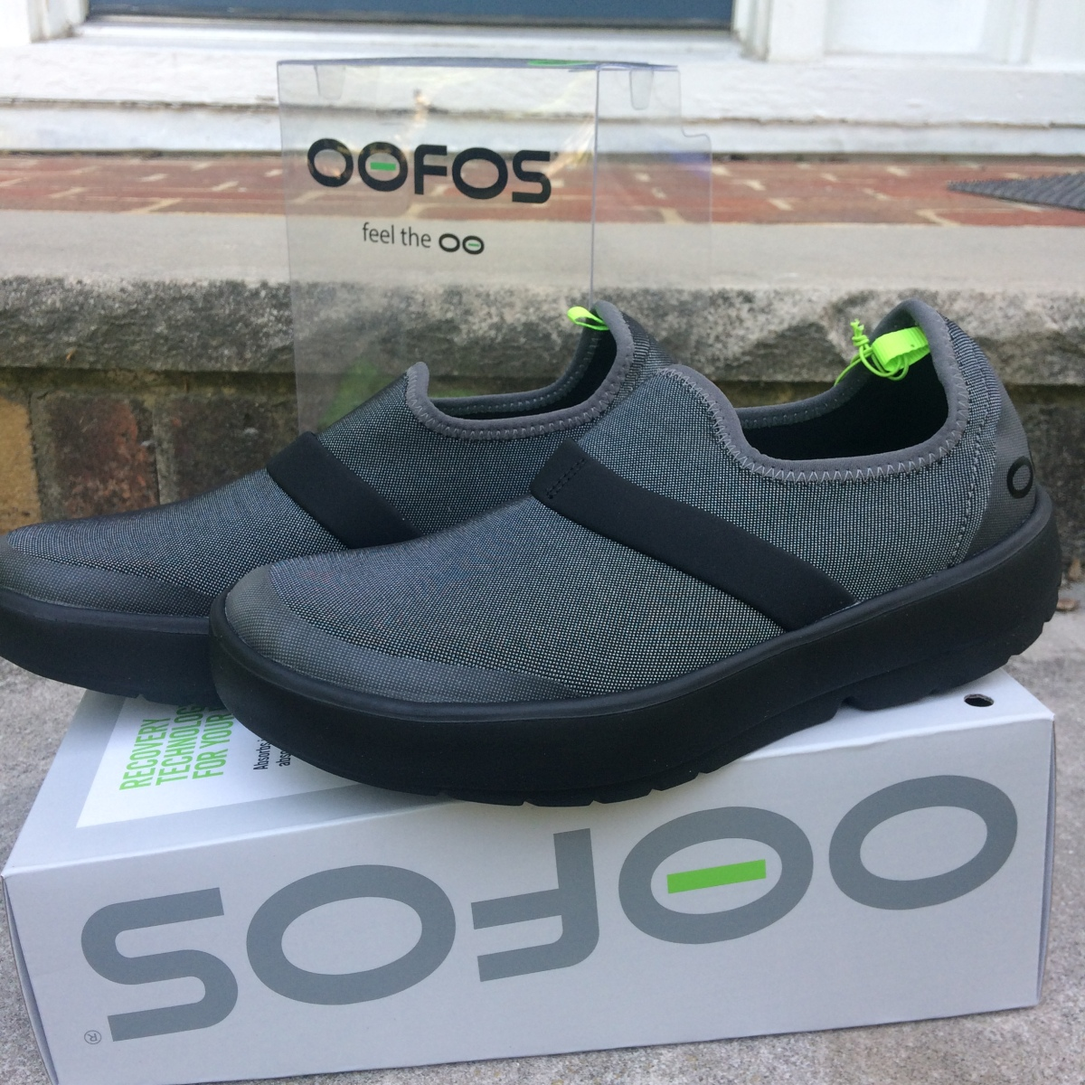 Gear Review  Recover with the new OOFOS OOmg Fibre Low shoes – She ... 2e826268620